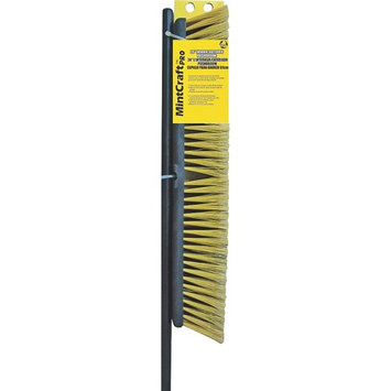 MintCraft Pro 3024 Push Broom 24-Inch Poly Bristles