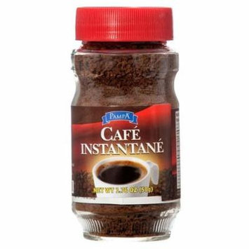 Pampa Instant Coffee, 1.76 oz (Pack of 12)