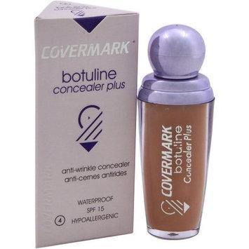 Botuline Concealer Plus Waterproof SPF 15 - # 4 by Covermark for Women - 0.27 oz Concealer