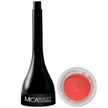 (Bundle of 3 Items) MicaBeauty Full Size Foundation MF2 Sandstone+Tinted Lip Balm+Airplane Travel Cosmetic Bag (03 Sunburst)