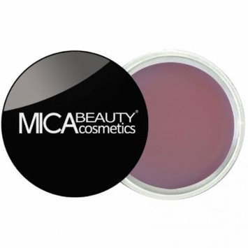 (Bundle of 3 Items)MicaBeauty Full Size Foundation MF6 Cream Caramel+Lip Color Pot+ Airplane Travel Cosmetic Bag (10 Dolce Vita)