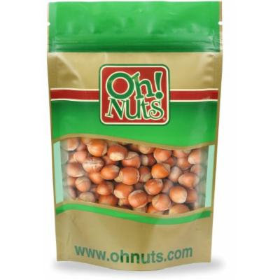 Hazelnuts (Filberts) in Shell 5 Pound Bag - Oh! Nuts