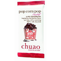 Chuao Chocolatier Pop Corn Pop Chocopods - Mini Chocolate Bars (24-pack)