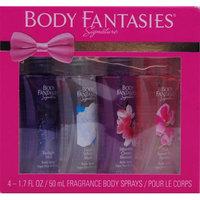 Parfums De Coeur Ltd Body Fantasies Signature Fragrance Body Sprays Set - 4 pcs