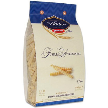 Granoro Attilio 288428 500 g Fusilli Avellinesi Pasta Pack of 12