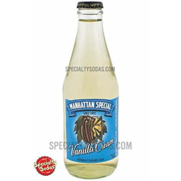 Manhattan Special VANILLA CREAM SODA