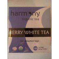 Organic Berry White Tea 100 Non-bleached Tea Bags
