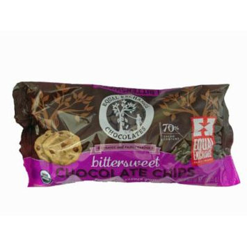 Equal Exchange Bittersweet Chocolate Chips (10 Oz.) (2- (10 Ounce )Bags)