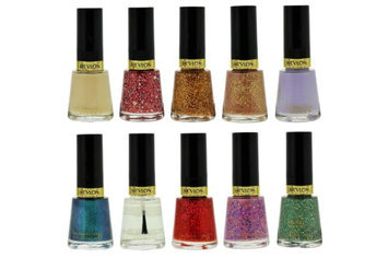 Beauty Brags Revlon Core Nail Enamel - Set of 10