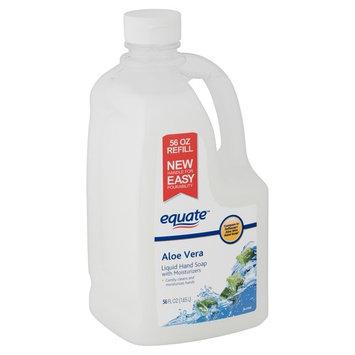 (2 pack) Equate Liquid Hand Soap Refill, Aloe Vera, 56 Oz [multipack_quantity: multipack_quantity-2]