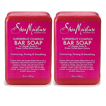 SuperFruit Complex Bar Soap, 8 Ounce (2 Pack)
