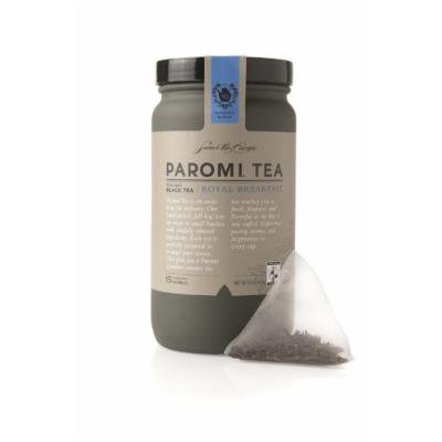 PAROMI TEA Royal Breakfast Tea, Full-Leaf, 15-Count Tea Sachets, 13.28-Ounce Bottles (Pack of 3)