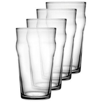 Dailyware English Pub Beer Glass (Set of 4)