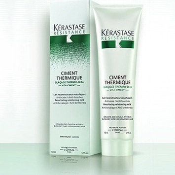 Kerastase Resistance Ciment Thermique Glacage Thermo Seal Vita-Ciment 5.1 Ounce