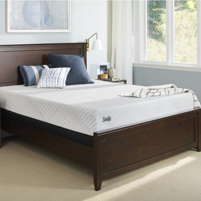 Sealy Conform Essentials 10 in. King Cushion Firm Memory Foam Mattress