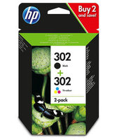 Hp 302 Standard Capacity Black Original Ink Cartridge