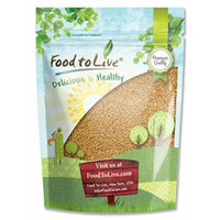 Food to Live Fenugreek Seeds (Methi) (5 Pounds)