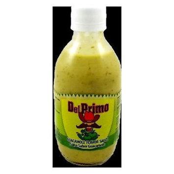 Del Primo Salsa Sauce 10.5oz Bottle (Pack of 6) Choose Flavor Below (Salsa Sabor Guacamole Sauce)