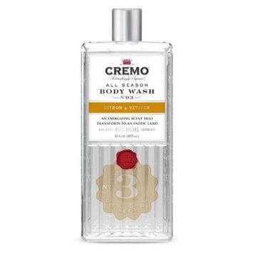 Cremo Citron Body Wash - 16oz