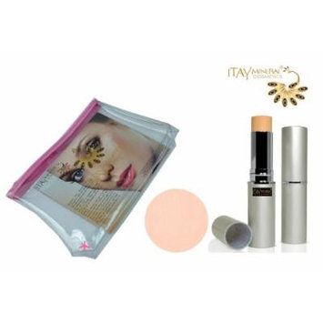 ITAY Mineral Cosmetics Hide & Erase Concealer Foundation Stick in