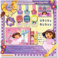 Dora The Explorer 37 Piece Cosmetic Gift Box Set