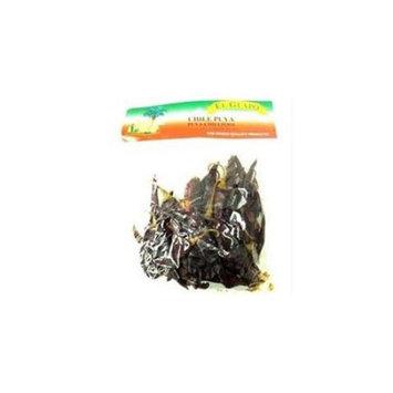 El Guapo B20687 El Guapo Pods Chili Guajillo -12x2. 25oz