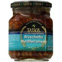 Tassos Mediterranean Bruschetta, 12.36 Ounce