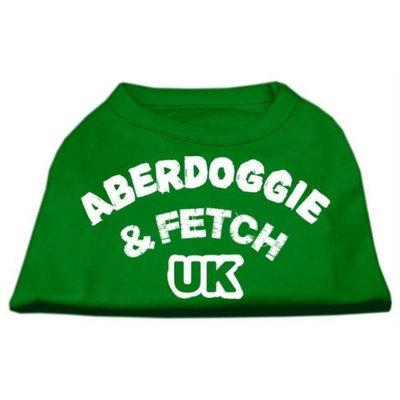 Ahi Aberdoggie UK Screenprint Shirts Emerald Green Sm (10)