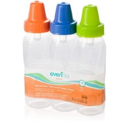 Evenflo Classic Twist Clear Bottle