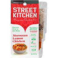 Street Kitchen Moroccan Lemon Chicken Moroccan Scratch Kit, 9 oz