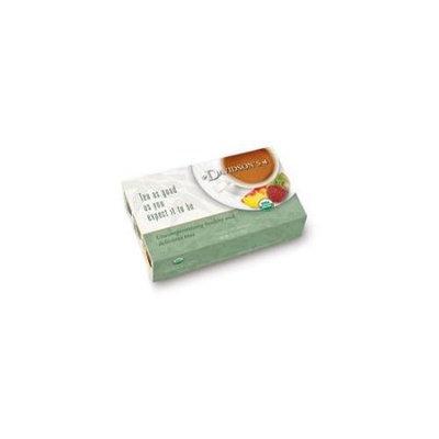 Davidson's Tea Davidson Organic Tea 175 White Orange With Clove Tea Box of 100 Tea Bags
