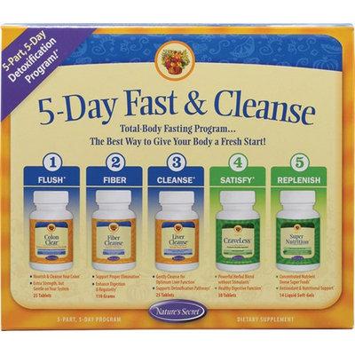 tures Secret Nature's Secret Ultimate Fasting Cleanse - 1 Kit - HSG-944769