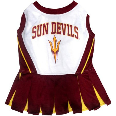 Mirage Pet Products Arizona State University Sun Devils Cheer Leading SM
