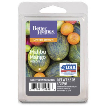 Better Homes and Gardens Malibu Mango Melon Wax Cubes - 2017 Limited Edition
