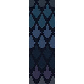 Surya Frontier Rug, Federal Blue, 2' 6