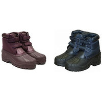 Town & Country TFW924 Charnwood Boots Aubergine