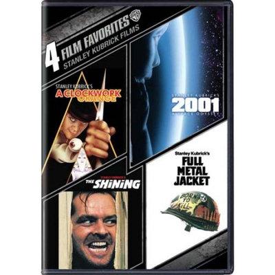 Fye 4 Film Favorites: Stanley Kubrick Films [4 Discs] DVD