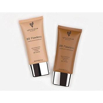 BB Flawless Complexion Enhancer HONEY - WARM TAN A lightweight moisturizer & creamy foundation all-in-one
