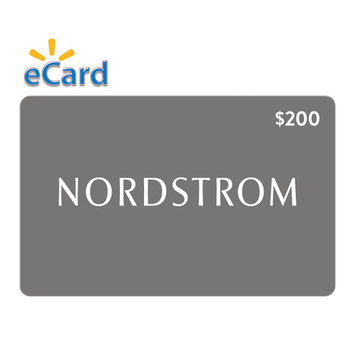 Nordstrom $200 Gift Card (email delivery) [gift_card_amount: gift_card_amount-200]