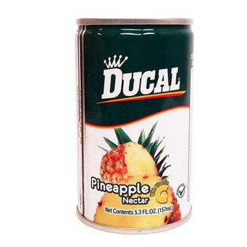 Ducal Pineapple Juice 5.3 oz fl - Jugo de Pina (Pack of 36)