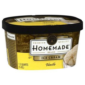 United Dairy Farmers Homemade Brand Vanilla Ice Cream, 1.42 liter