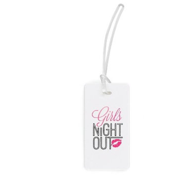 Bachelorette Girls Night Out Luggage Tag