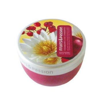 Fruits & Passion Imagine - Cranberry Love - Quenching Butter, 8.3-Ounce