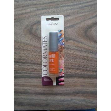Merchandise 8645779 Colormates Nail Polish Tangerine