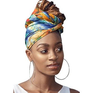 jayni African Print Headwrap