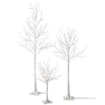 LED Birch Tree Collection