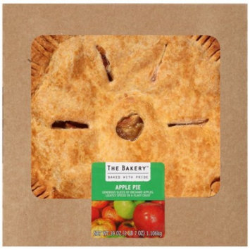 The Bakery Apple Pie with Cinnamon, Family Size, 39 oz
