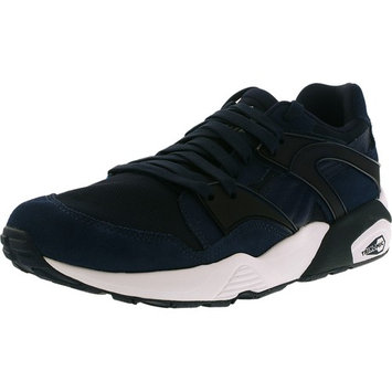 Puma Blaze of Glory X Meek Bike Life Men Round Toe Synthetic Blue Sneakers