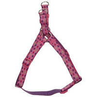 Coastal Pet Attire Weave Step-In Harness, 18-26-Inches, Polka Dot