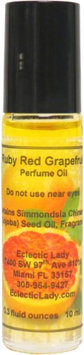 Eclectic Lady Ruby Red Grapefruit Perfume Oil, Small